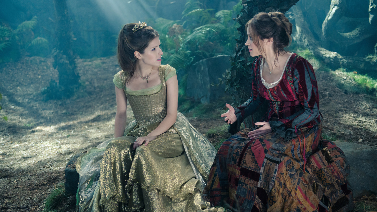 Into The Woods 2014 Mubi