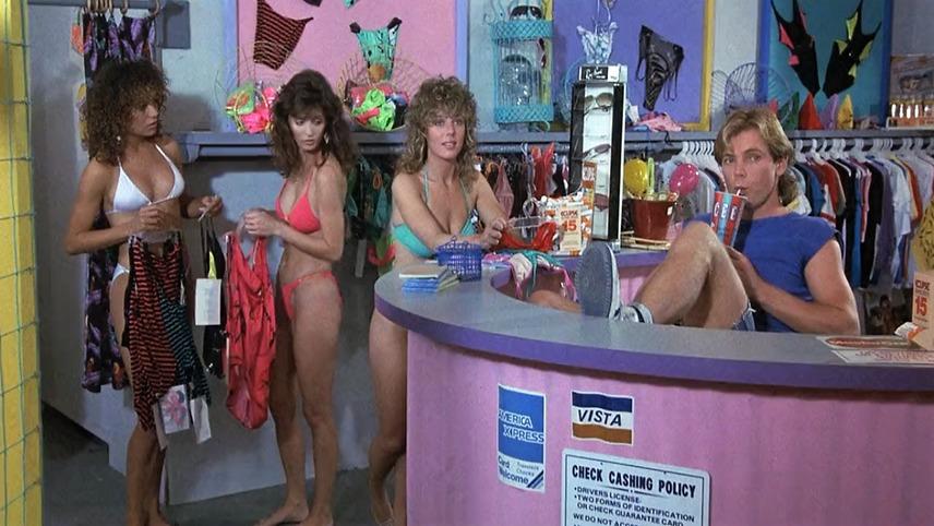 barbara The bikini horan shop