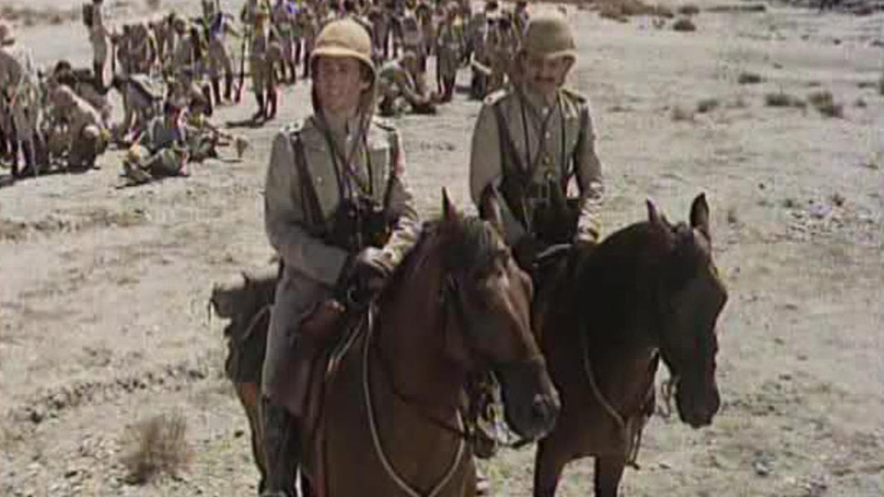 War Movie : The Four Feathers (1978)