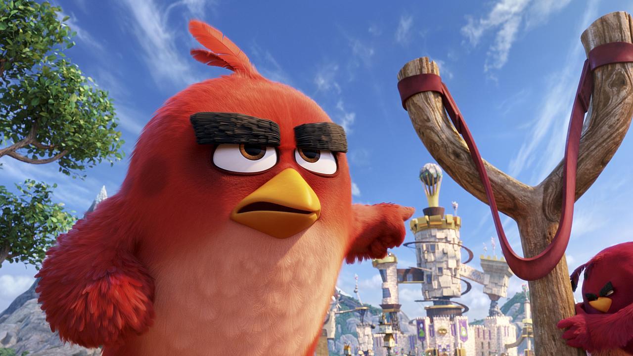 The Angry Birds Movie 2016 Mubi