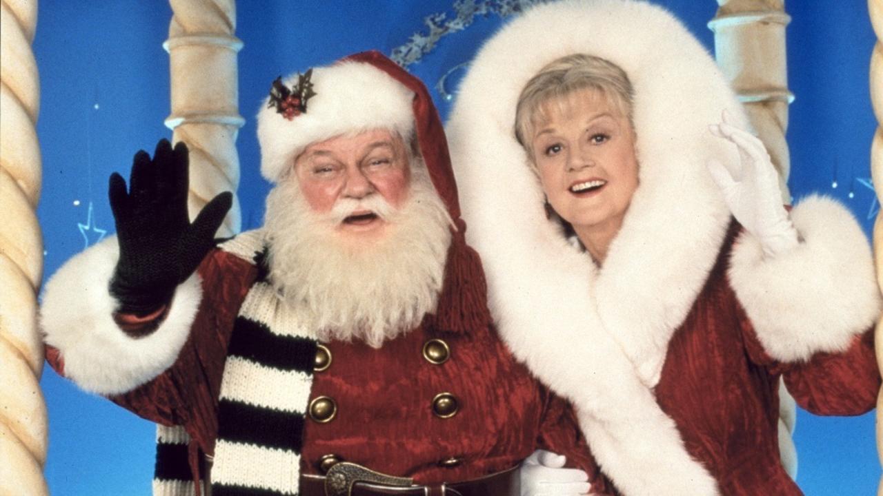 Mrs. Santa Claus (1996)  Comedy, Family, Fantasy