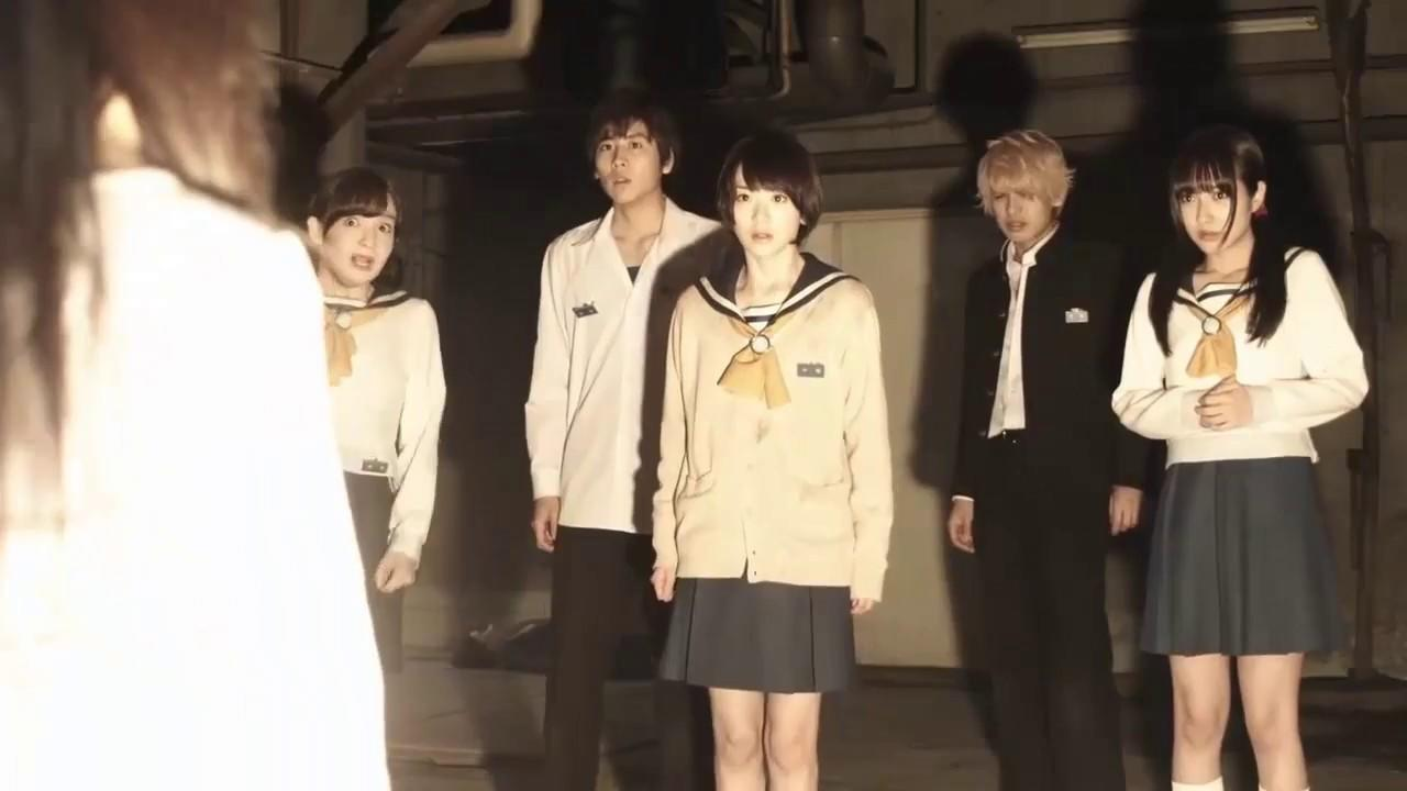 Corpse Party Book Of Shadows 2016 Mubi