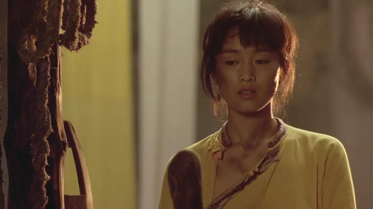 Ju Dou (1990) – MUBI