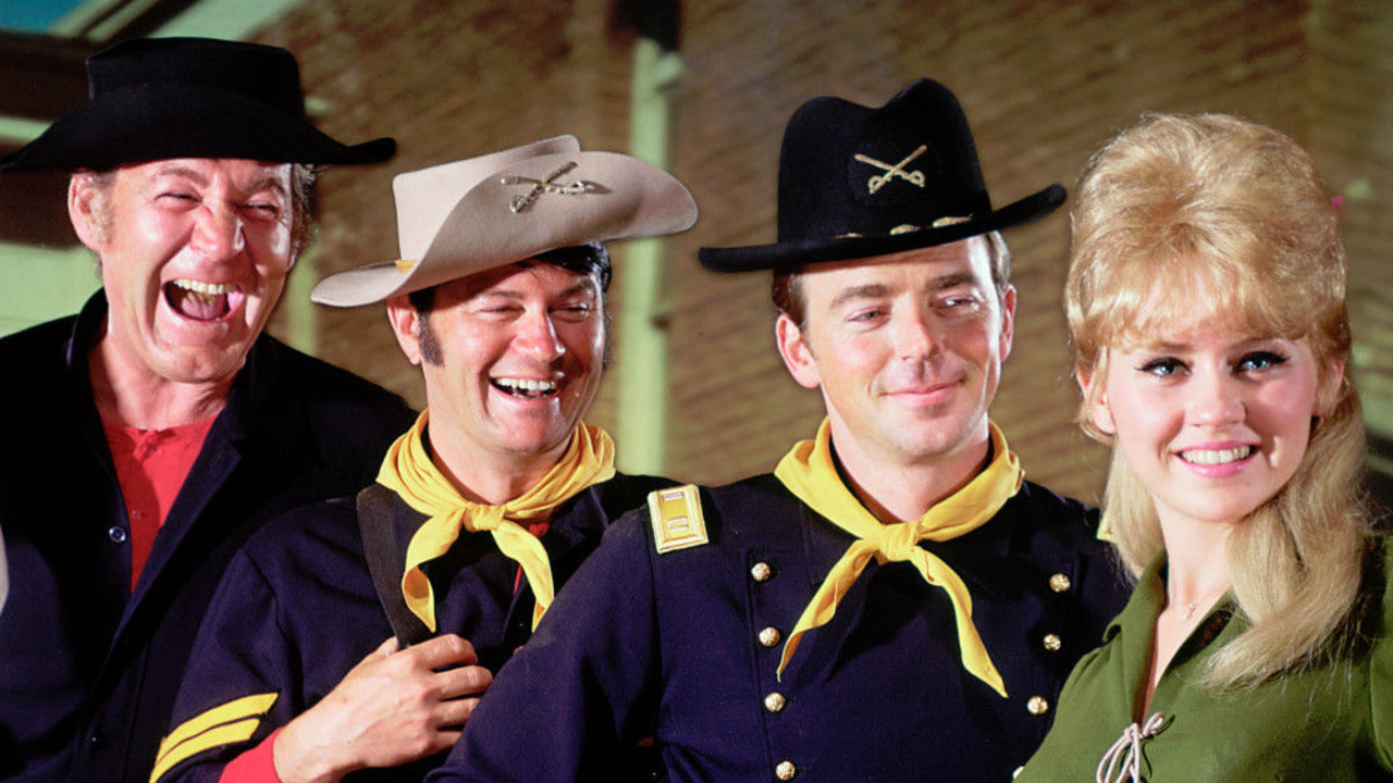 F Troop : SE 01 Ep 04 : Corporal Agarn's Farewell to the Troops