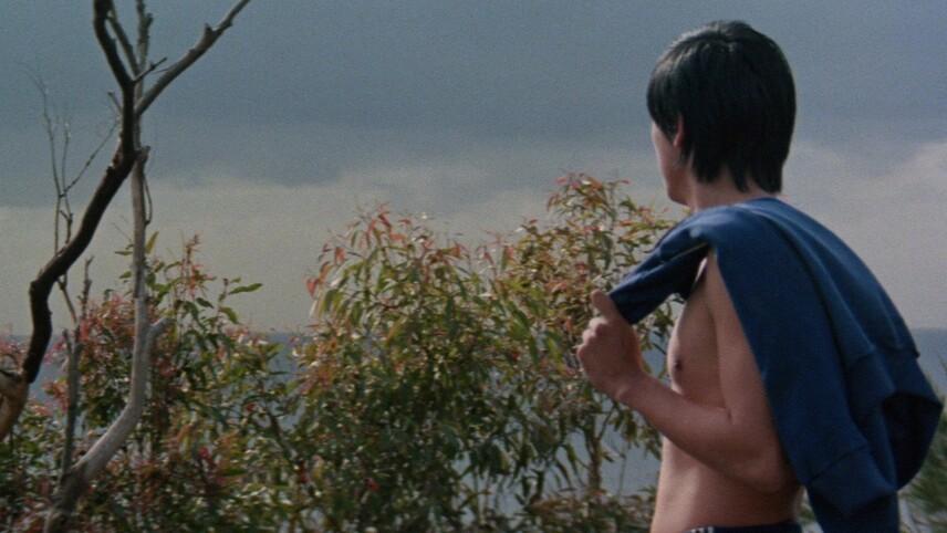 Just Screenshots: The Man from Hong Kong (1975)