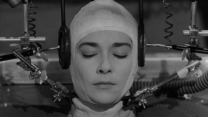 13: THE BRAIN THAT WOULDNT DIE - 1962 / Adele Lamont with