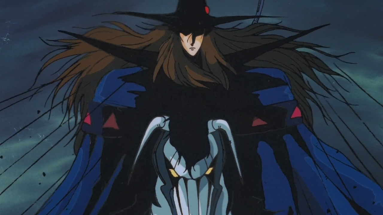Vampire Hunter D 1985 Mubi