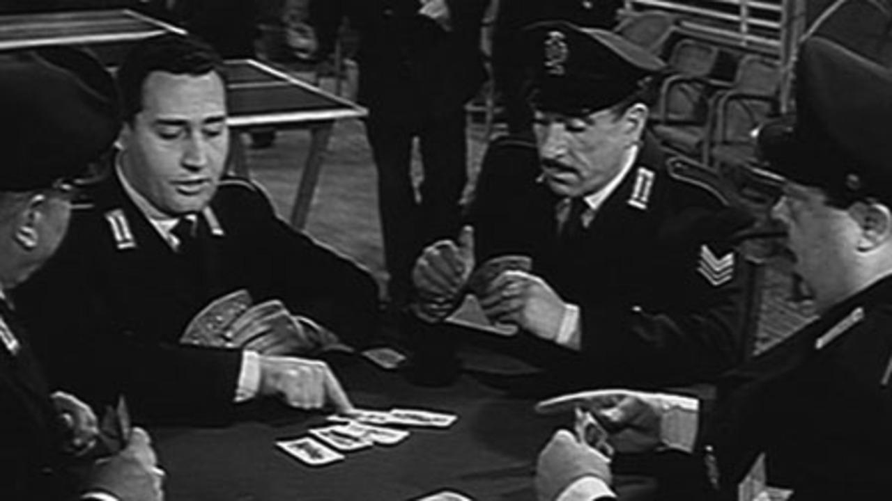 Guardia, guardia scelta, brigadiere e maresciallo (1956) – MUBI