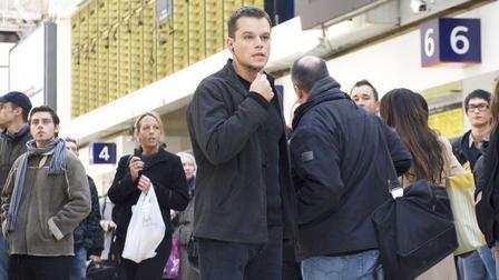 The Bourne Ultimatum (2007) - Backdrops — The Movie