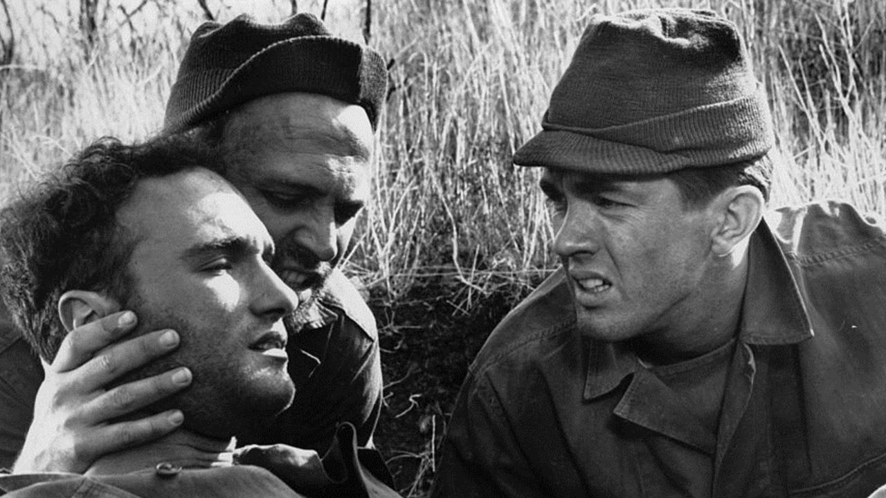 War Movie : War Hunt (1962)