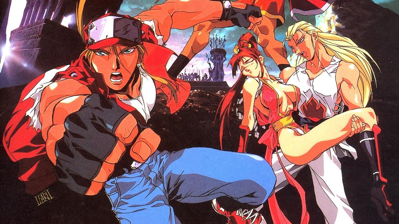 Fatal Fury The Motion Picture 1994 Mubi