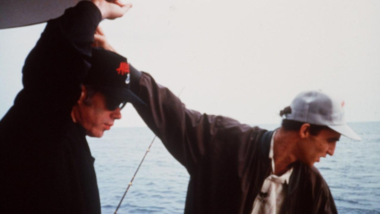 Fishing with John: Episode 1 – Montauk with Jim Jarmusch (1992) – MUBI