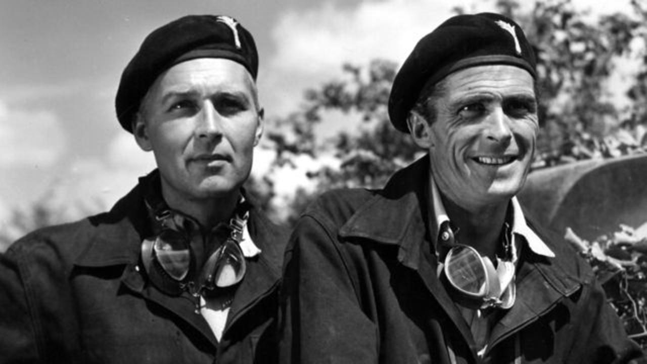 War Movies : They Were Not Divided (1950)