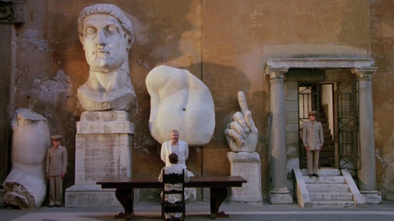 El Vientre De Un Arquitecto 1987 Trailer On Mubi