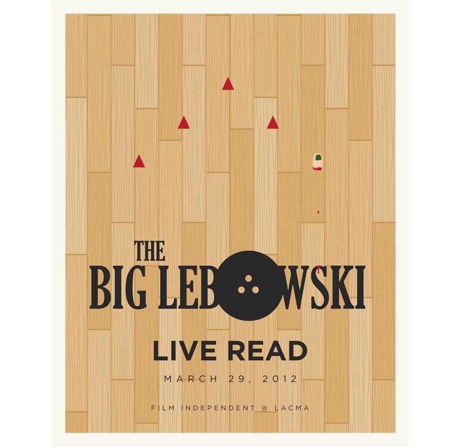 The Big Lebowski at LACMA