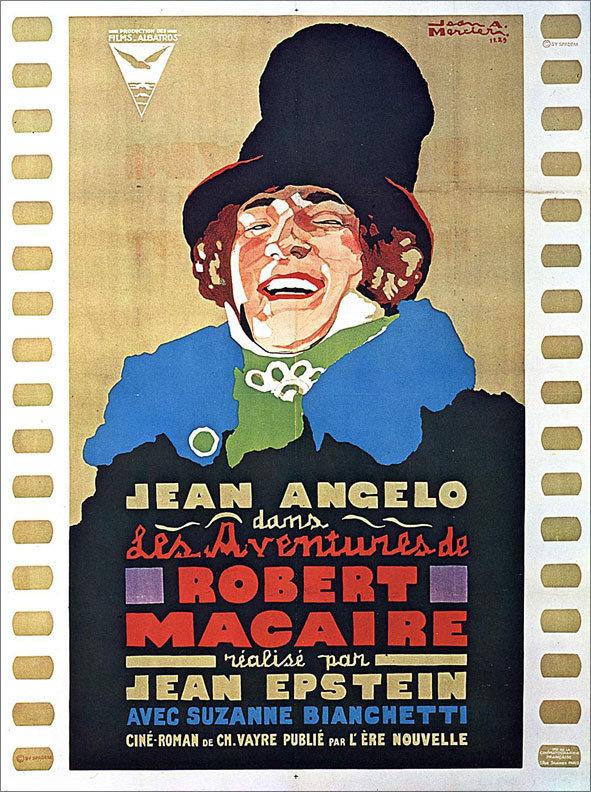 Les aventures de Robert Macaire poster