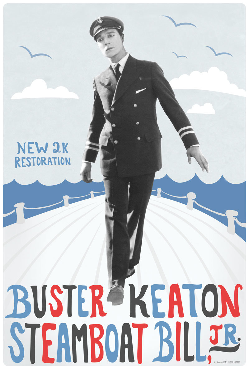Movie Poster Of The Week Buster Keaton And The Poster Art Of Dylan Haley On Notebook Mubi