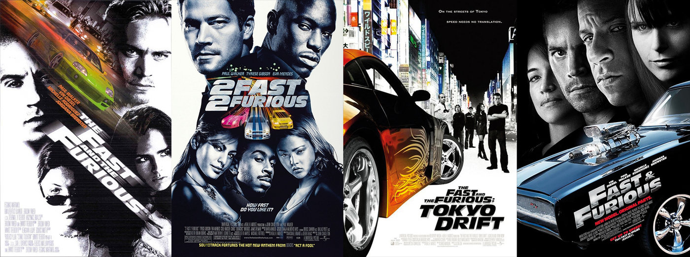 Family Fast Furious 2001 2017 On Notebook Mubi