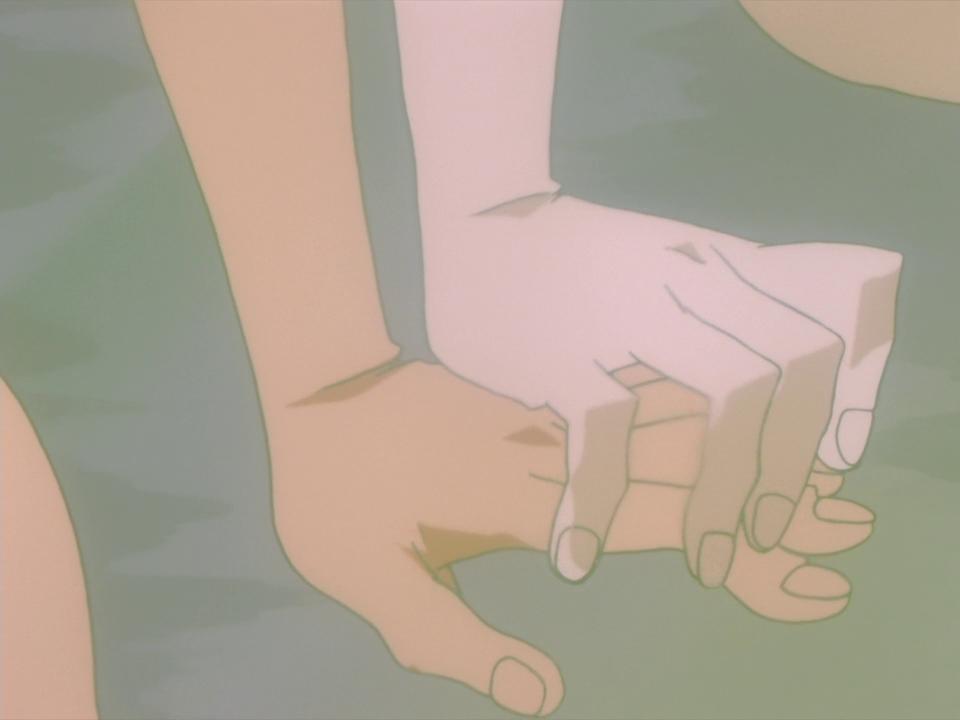 Neon Genesis Evangelion Episodes 23 24 Knocking On Heaven S Door On Notebook Mubi