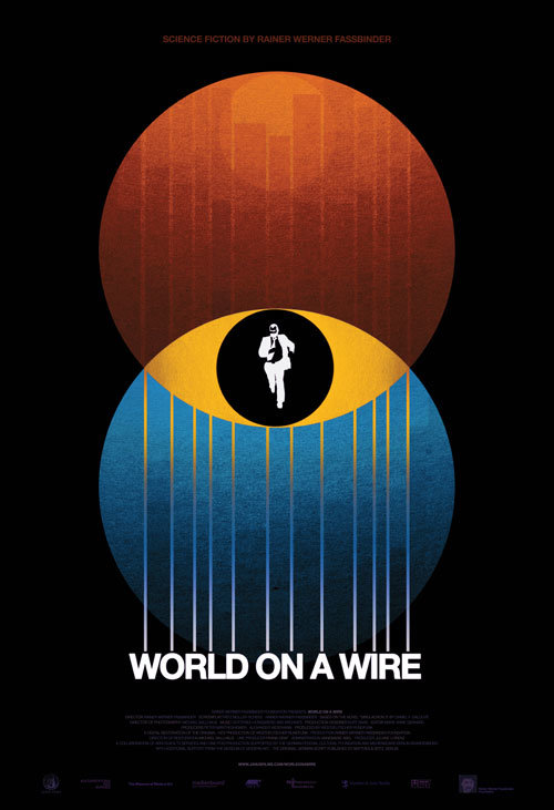 World on a Wire poster