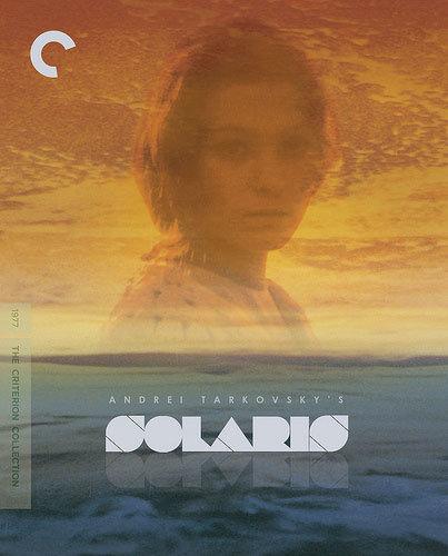 Solaris Criterion DVD