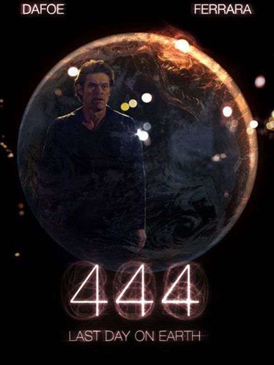 4:44 Last Day on Earth movie poster