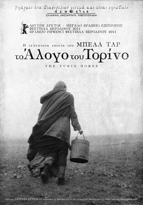 The Turin Horse movie poster