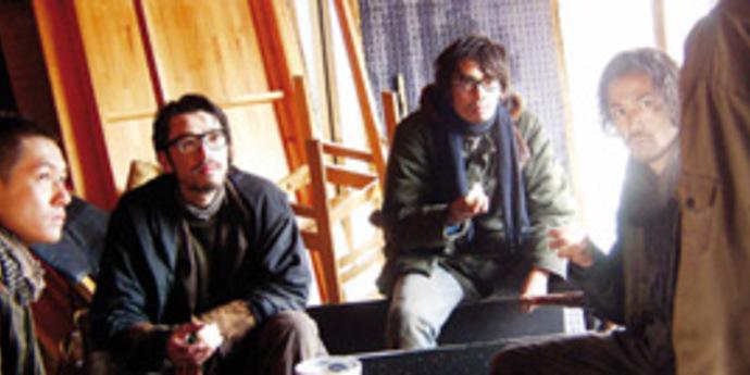 "image of the Berlinale 2008: ""United Red Army"" (Wakamatsu, Japan)"