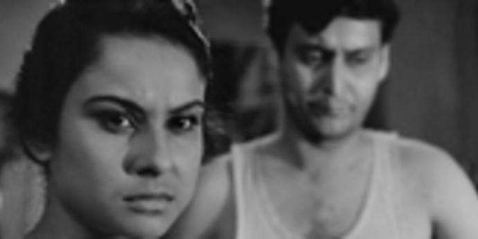 "image of the At the cinematheque: ""Kapurush-o-Mahapurush"" (Ray, 1965)"