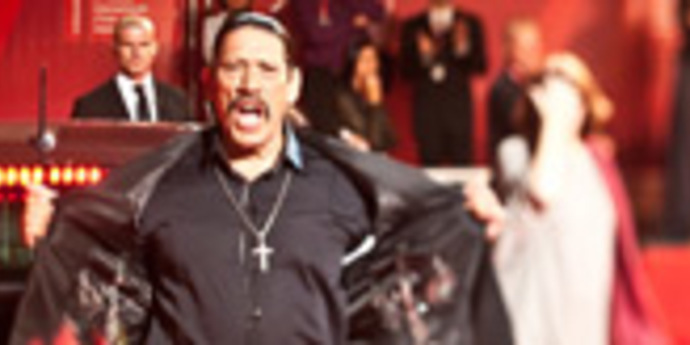 """image of the Image of the Day. """"Machete"""" Red Carpet"""