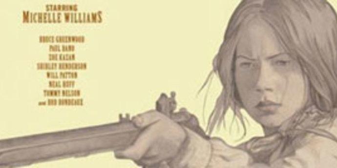 """image of the Movie Poster of the Week: """"Meek's Cutoff"""""""