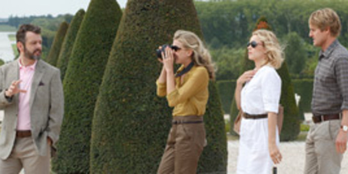 """image of the Cannes 2011. Relax and Take Note: Woody Allen's """"Midnight in Paris"""""""