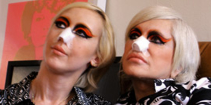 """image of the Edinburgh 2011. Whatever We Want to Be: Marie Losier's """"The Ballad of Genesis and Lady Jaye"""""""