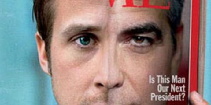 """image of the Movie Poster of the Week: """"The Ides of March"""" and other new posters"""