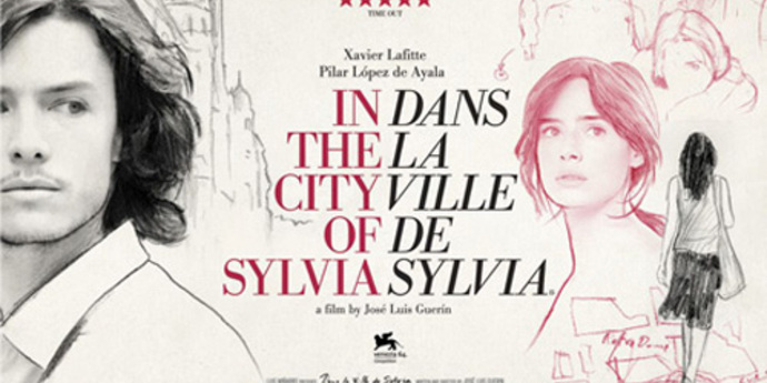"""image of the Movie Poster of the Week: """"In the City of Sylvia"""""""