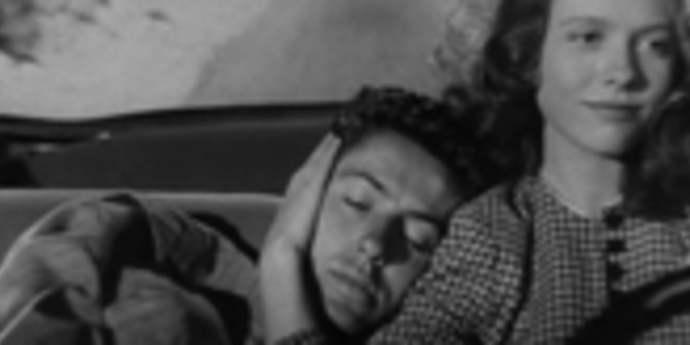 """image of the The First Dream: """"They Live by Night"""""""
