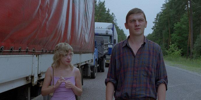 "image of the Review: Sergei Loznitsa's ""My Joy"""