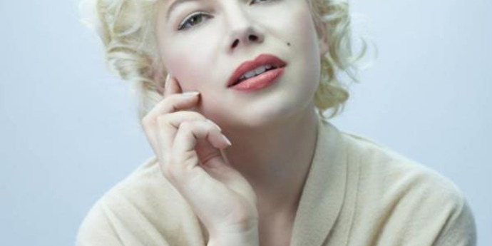 """image of the NYFF 2011. Simon Curtis's """"My Week with Marilyn"""""""