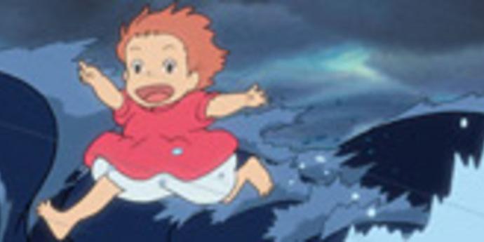 "image of the Review: ""Ponyo"" (Miyazaki, Japan)"