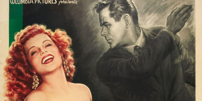 image of the Movie Poster of the Week: The Rita Hayworth posters of Anselmo Ballester