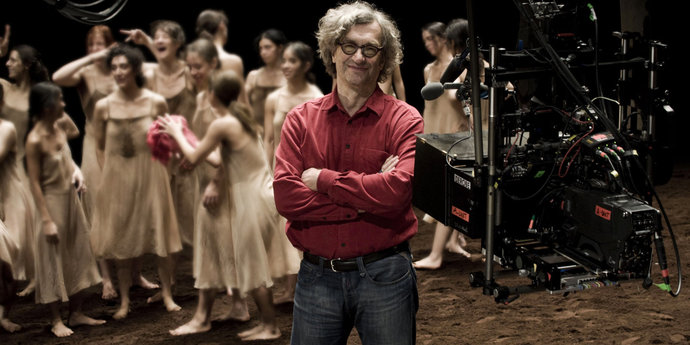 image of the Pina's Eyes: A Conversation With Wim Wenders