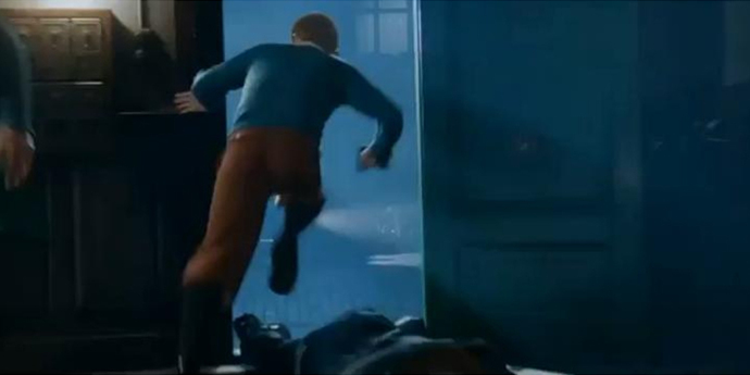 image of the The Adventures of Tintin in the Uncanny Valley