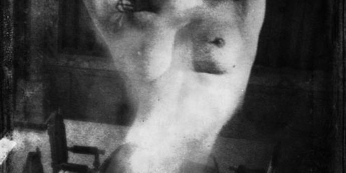 """image of the Daily Briefing. Guy Maddin's """"SPIRITISMES"""" + Gene Tierney and More"""