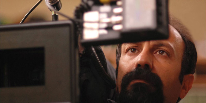image of the Daily Briefing. Asghar Farhadi in France, Payman Maadi in LA
