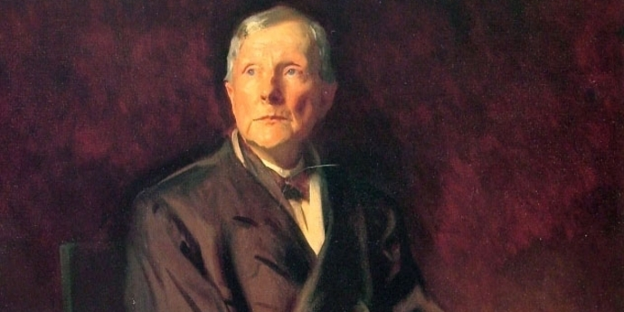 image of the Rockefeller's Melancholy