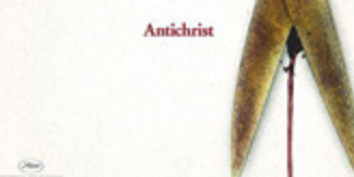 """image of the Movie Poster of the Week: """"Antichrist"""""""
