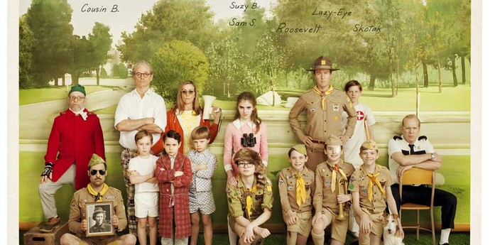 """image of the Daily Briefing. Previewing """"Moonrise Kingdom"""" and """"Prometheus"""""""