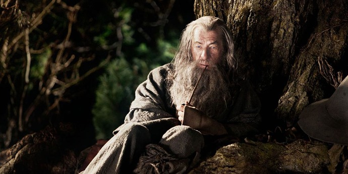 """image of the Daily Briefing. """"The Hobbit"""" @ 48 fps"""