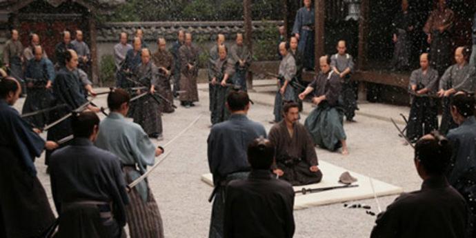 """image of the Review: Takashi Miike's """"Hara-kiri: Death of a Samurai"""""""