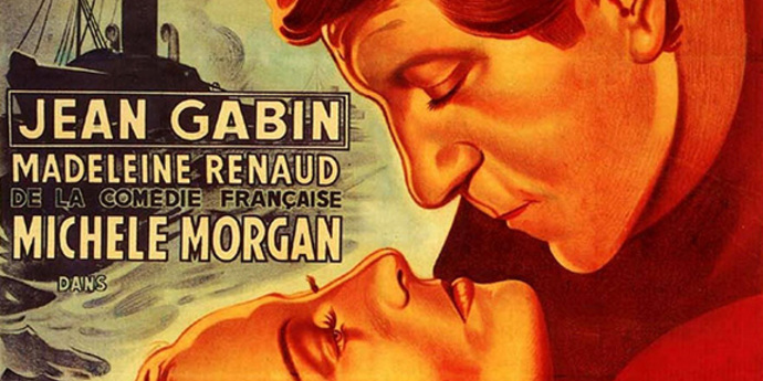 """image of the Movie Poster of the Week: Jean Grémillon's """"Remorques"""" and the Posters of the French Old Wave"""